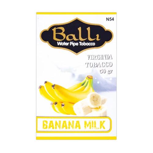 Табак Balli Banana Milk (Банан Молоко) - 50 грамм