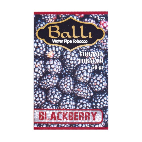 Табак Balli Blackberry (Ежевика) - 50 грамм