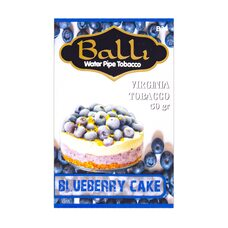 Tobacco Balli Blueberry Cake (Blueberry Pie) - 50 grams