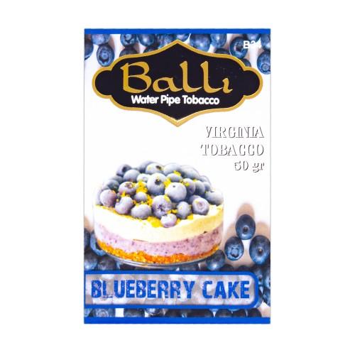 Табак Balli Blueberry Cake (Черника Пирог) - 50 грамм