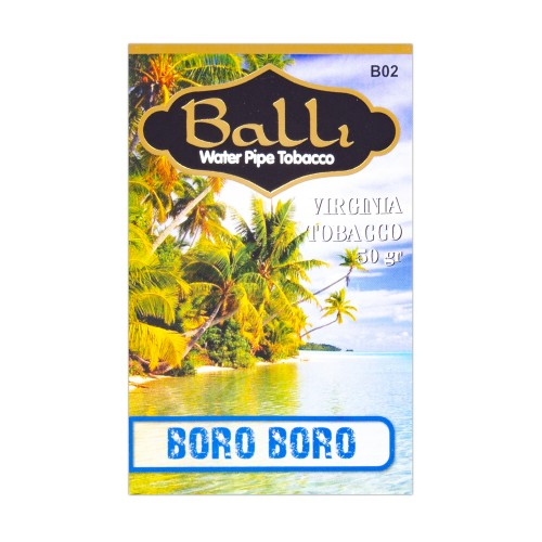 Тютюн Balli Boro Boro (Боро Боро) - 50 грам