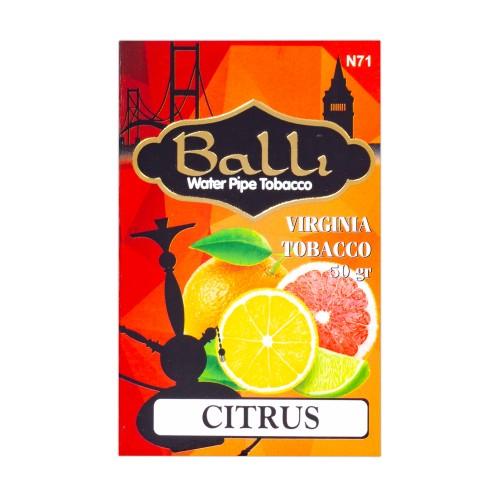 Тютюн Balli Citrus (Цитрус) - 50 грам