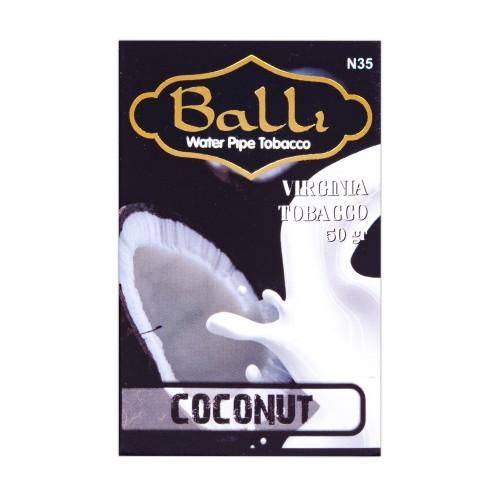Табак Balli Coconut (Кокос) - 50 грамм