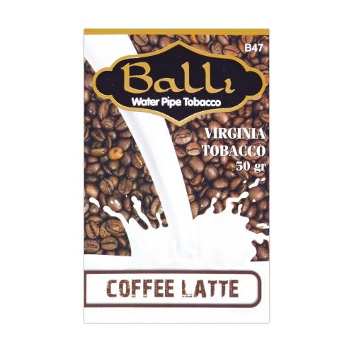 Табак Balli Coffee Latte (Латте) - 50 грамм