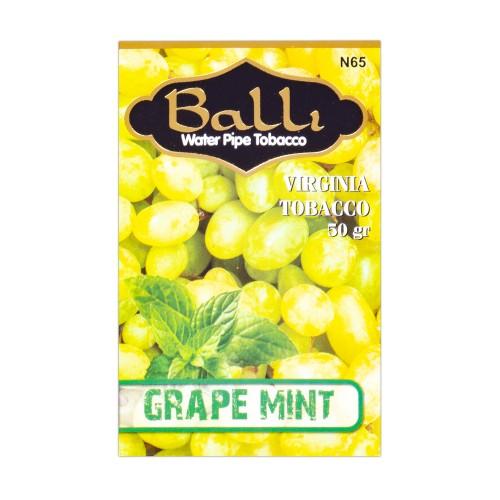 Табак Balli Grape Mint (Виноград Мята) - 50 грамм
