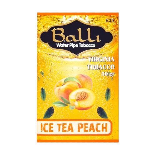Табак Balli Ice Tea Peach (Лед Чай Персик) - 50 грамм