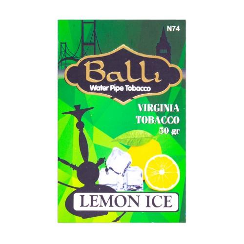Табак Balli Lemon Ice (Лимон Лед) - 50 грамм