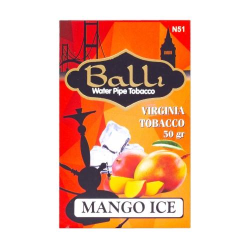 Тютюн Balli Mango Ice (Манго Лід) - 50 грам