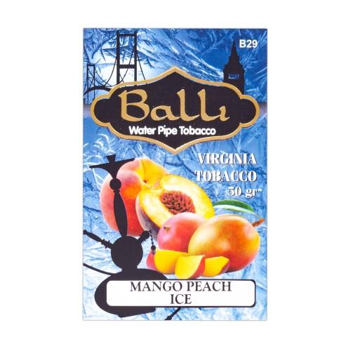 Табак Balli Mango Peach Ice (Манго Персик Лед) - 50 грамм