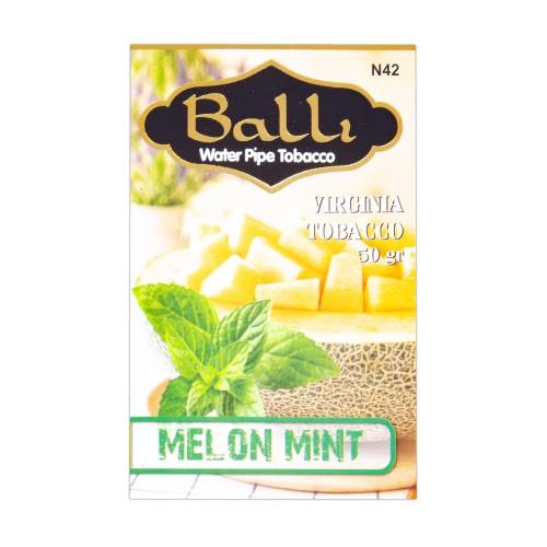 Тютюн Balli Melon Mint (Диня М'ята) - 50 грам