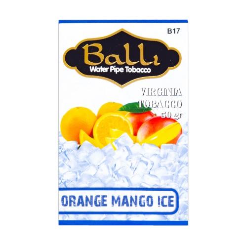 Табак Balli Orange Mango Ice (Апельсин Манго Лед) - 50 грамм
