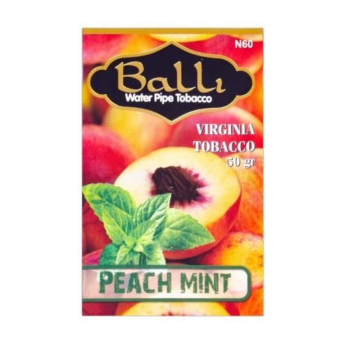 Тютюн Balli Peach Mint (Персик М'ята) - 50 грам
