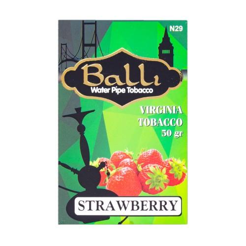 Табак Balli Strawberry (Клубника) - 50 грамм