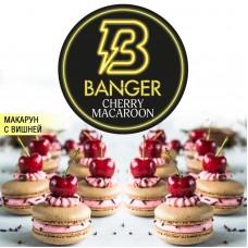 Табак Banger Cherry Macaroon (Вишневый Макарун) - 100 грамм