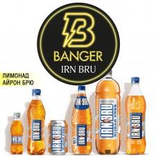 Табак Banger Iron Bru (Лимонад Айрон Брю) - 100 грамм