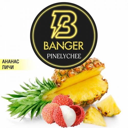 Табак Banger Pinelychee (Ананас Личи) - 100 грамм