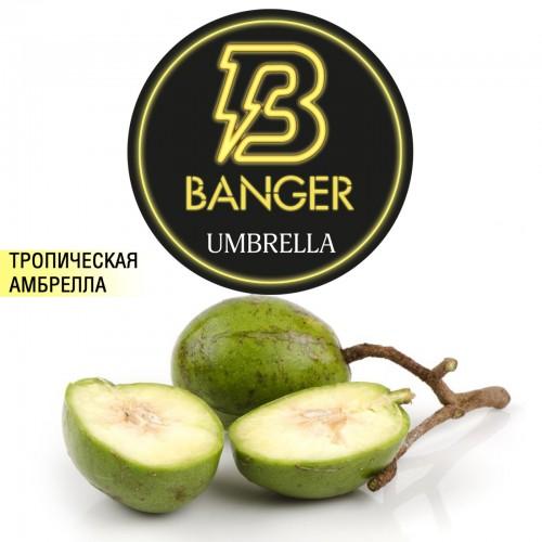 Табак Banger Umbrella (Тропическая Амбрелла) - 100 грамм