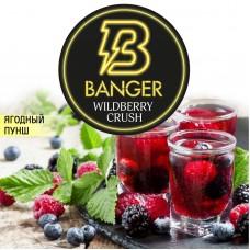 Табак Banger Wildberry Crush (Ягодный Пунш) - 100 грамм