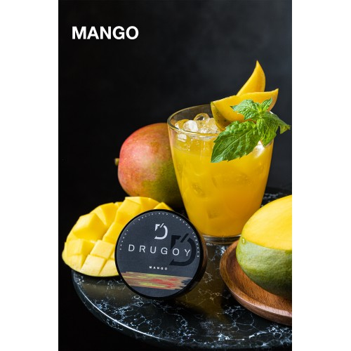 Табак Drugoy Mango (Манго) - 25 грамм