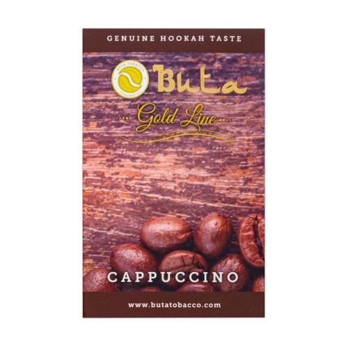 Табак Buta Fusion Line Cappuccino (Капучино) - 50 грамм