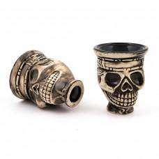 Чаша для кальяна China Skull