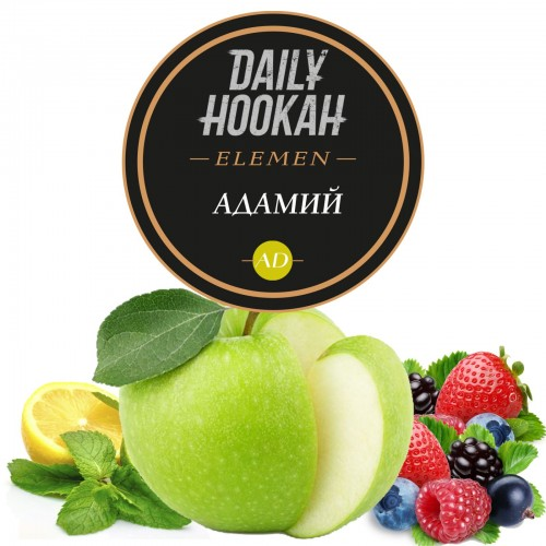 Табак Daily Hookah Element Ad Адамий - 250 грамм