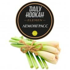 Табак Daily Hookah Element Lg Лемонграсс - 250 грамм
