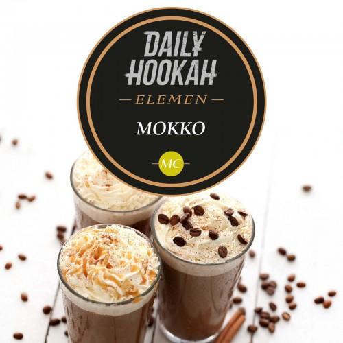 Табак Daily Hookah Element MC Мокко - 250 грамм