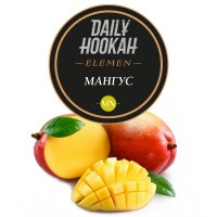 Табак Daily Hookah Element Mn Мангус - 250 грамм