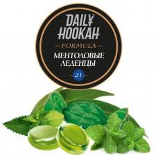 Табак Daily Hookah Formula 21 Ментоловые Леденцы - 250 грамм