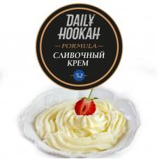 Табак Daily Hookah Formula 52 Сливочный Крем - 250 грамм
