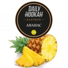 Табак Daily Hookah Element An Ананас - 60 грамм