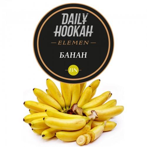 Табак Daily Hookah Element Bn Банан - 60 грамм