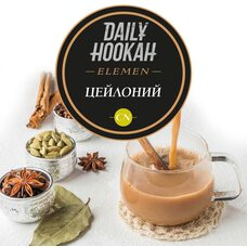 Табак Daily Hookah Element Cn Цейлоний - 60 грамм