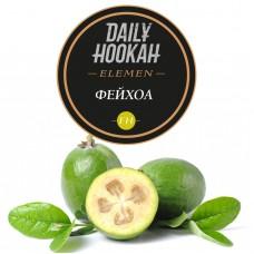 Табак Daily Hookah Element Fh Фейхоа - 60 грамм