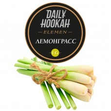 Табак Daily Hookah Element Lg Лемонграсс - 60 грамм