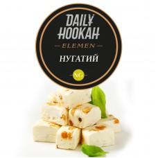 Табак Daily Hookah Element Ng Нугатий - 60 грамм