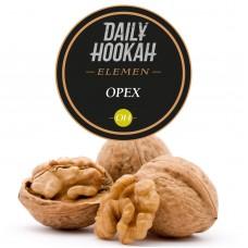Табак Daily Hookah Element Oh Орех - 60 грамм
