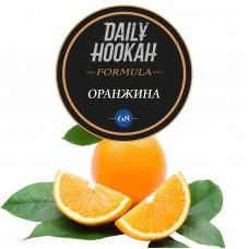 Табак Daily Hookah Formula 68 Оранжина - 60 грамм