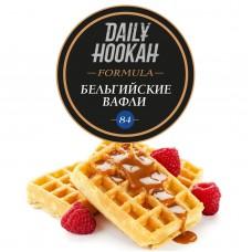Табак Daily Hookah Formula 84 Бельгийские Вафли - 60 грамм