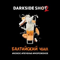 Табак Darkside Shot Балтийский Чилл - 30 грамм