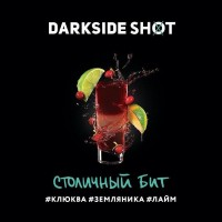 Табак Darkside Shot Столичный Бит - 30 грамм