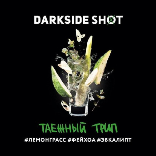 Табак Darkside Shot Таежный Трип - 30 грамм