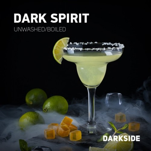 Табак Darkside Medium Dark Spirit (Маргарита) - 100 грамм