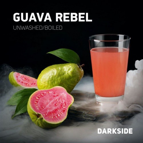 Табак Darkside Medium Guava Rebel (Гуава Ребел) - 100 грамм