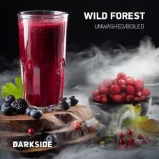 Табак Darkside Medium Wild Forest (Дикая Земляника) - 250 грамм