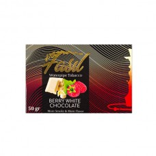 Tobacco Fasil Berry White Chocolate (Berries with White Chocolate) - 50 grams