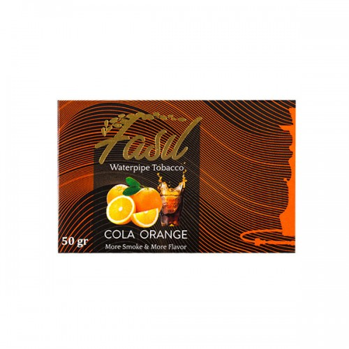 Тютюн Fasil Cola Orange (Кола Апельсин) - 50 грам