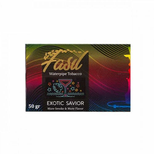 Табак Fasil Exotic Savior (Экзотический Спасатель) - 50 грамм