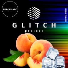 Табак Glitch Персик Айс - 50 грамм